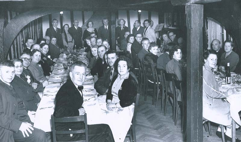 Buntingford Chamber of Commerce circa 1950