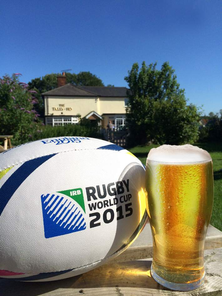 Rugby Pint2- Small