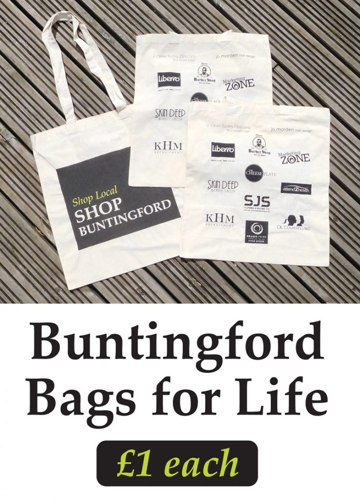 Bag for Life A5 Flyer