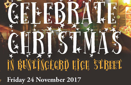 Grab your stall for Late Night Shopping in Buntingford