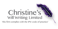 Christine's Will Writing