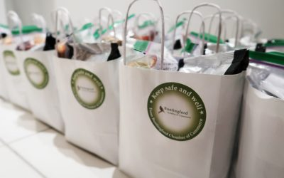 New Care Packs help 50 Buntingford households