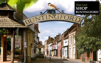 Buntingford Shops Re-open