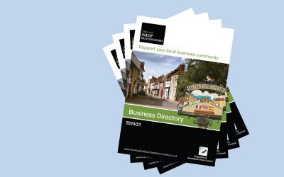 New Directory distributed to 3500 homes in Buntingford