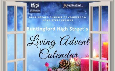 Buntingford's High Street – a Living Advent Calendar