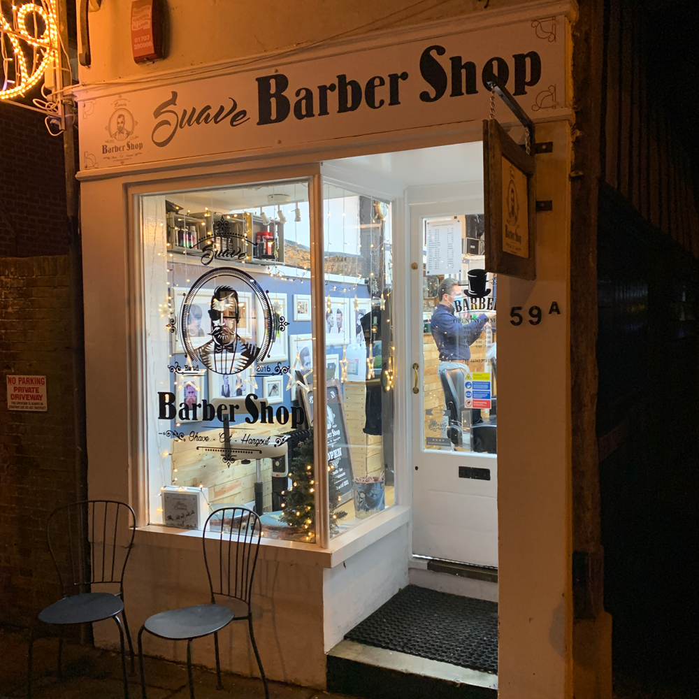 Suave Barber Shop