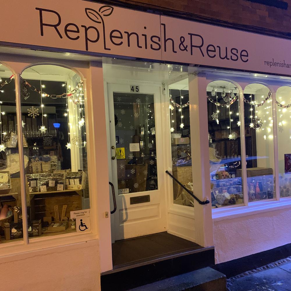 Replenish & Reuse - Zero Waste Shop