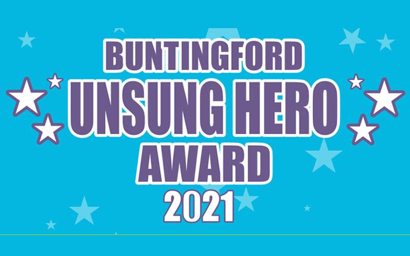 Unsung Hero Award - Cast your nomination